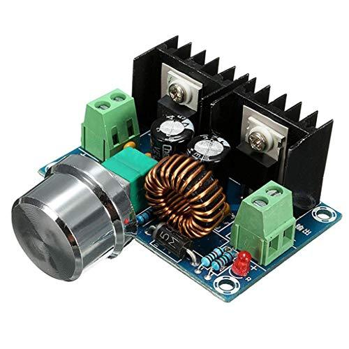 Elenxs XH-M401 Módulo Buck Voltaje de CC de Alta Potencia XL4016E1 regulador...