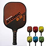 Gamma Sports 2.0 Pickleball Paddles: USAPA Approved, Textured Graphite or Fiberglass...