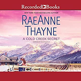A Cold Creek Secret audiobook cover art