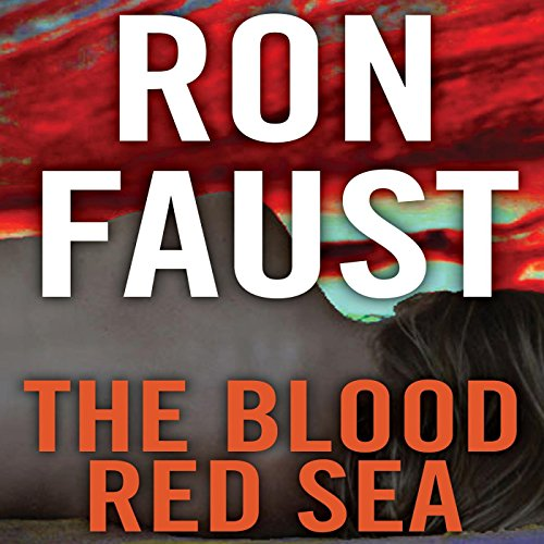The Blood Red Sea audiobook cover art