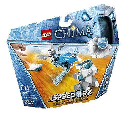 LEGO Legends of Chima 70151 - Speedorz Eis-Stachel