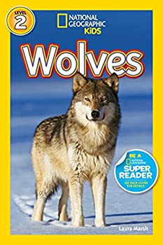 National Geographic Readers  Wolves