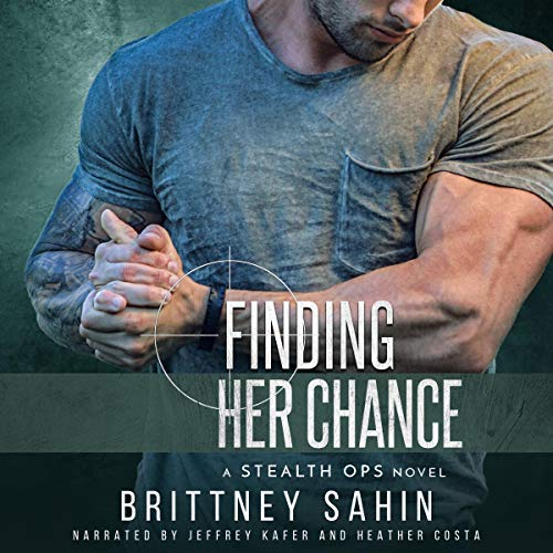Finding Her Chance: Stealth Ops, Book 4