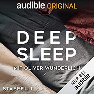 Deep Sleep: Staffel 1 (Original Podcast) Titelbild