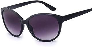 SGJFZD Fashion Trend Sunglasses Ladies' UV400 Polarized Glasses UV Protection Eye Protection Sunglasses (Color : Purple)