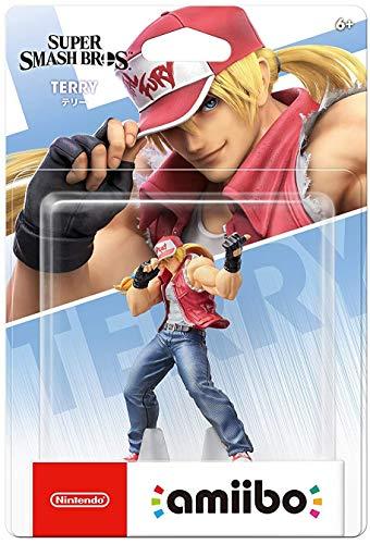 Nintendo Amiibo - Terry - Super Smash Bros. Series