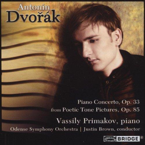 Vassily Primakov - Piano Concert, Op. 33/Poetic Tone-P