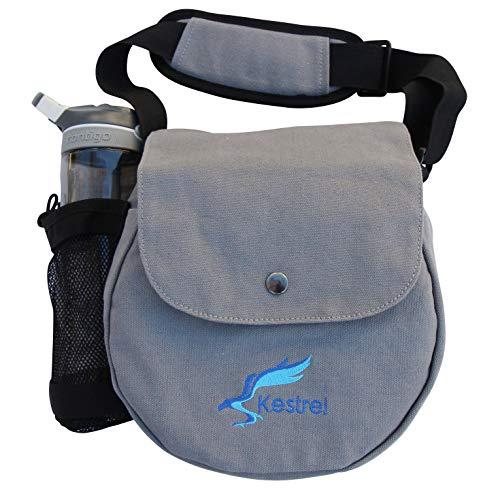 Kestrel Disc Golf Bag | Fits 6-10 Discs