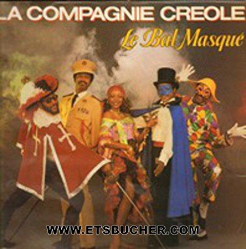 la compagnie créole : le bal masqué - carrere CA 681 / 66.201