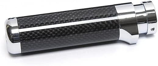 3amotor Dry Carbon Fiber Replacement E-Brake Handle for 2001-2013 Mini Cooper R50 R52 R53 R55 R56 R57