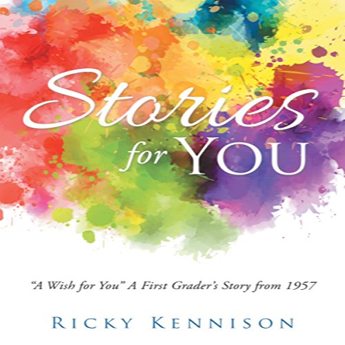 Stories for You audiobook cover art