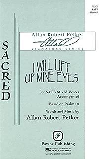Leo Sowerby: I Will Lift Up Mine Eyes SATB Pavane Publishing