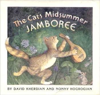 The Cat's Midsummer Jamboree 0399222227 Book Cover