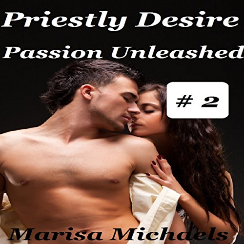 Priestly Desire audiobook cover art
