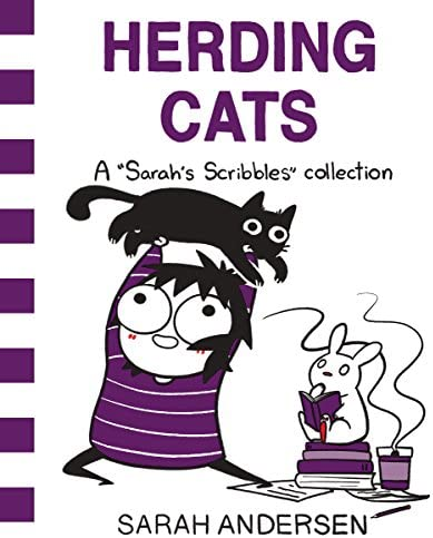 Herding Cats A Sarah s Scribbles Collection product image