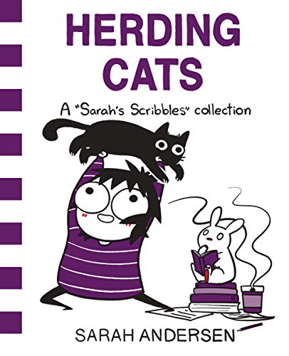 Herding Cats: A Sarah's Scribbles Collection (English Edition)