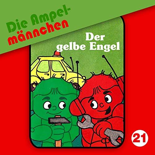 Der gelbe Engel audiobook cover art