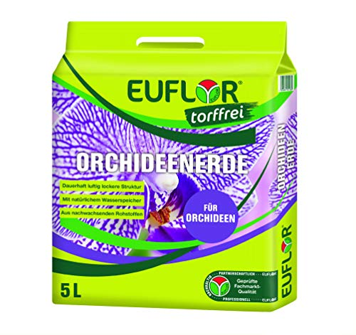 Euflor -   Orchideenerde 5 L