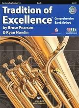 W62TC - Tradition of Excellence Book 2 - Baritone/Euphonium T.C.