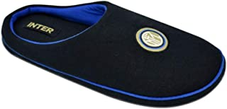 F.C. Inter Pantofole Invernali Ragazzo/Adulto - Prodotto Ufficiale - Varie Taglie Disponibili