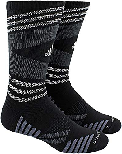 adidas Unisex Speed Mesh Basketball/Football Team Crew Sock -  mehrfarbig -  Large