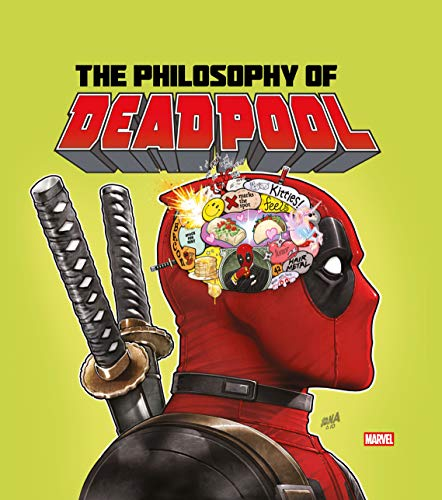 the philosophy of deadpoool book gift idea