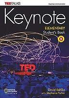 Keynote Elementary Student's Book Split B + DVD-ROM
