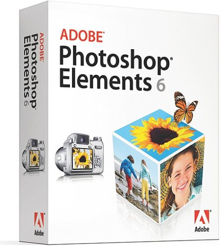 Adobe Photoshop elements 6