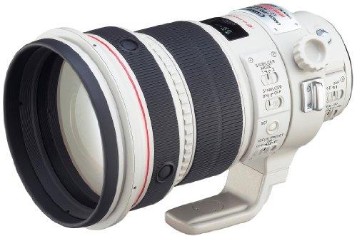 キヤノン『EF200mm F2L IS USM』