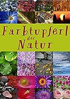Farbtupferl der Natur (Wandkalender 2022 DIN A2 hoch): 24 wunderbare Farbtupferl der Natur (Monatskalender, 14 Seiten )