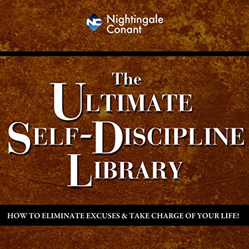 The Ultimate Self-Discipline Library Titelbild