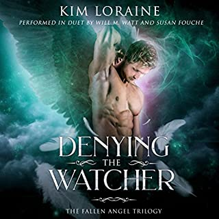 Denying the Watcher                   By:                                                                                                                                 Kim Loraine                               Narrated by:                                                                                                                                 Susan Fouche,                                                                                        Will M. Watt                      Length: 7 hrs and 31 mins     99 ratings     Overall 4.6