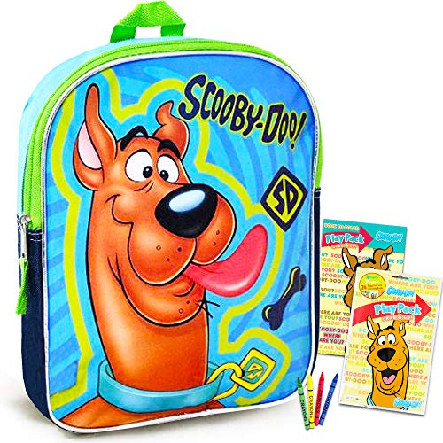 pegatina water fabricante Scooby Doo