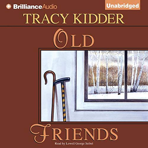Old Friends audiobook cover art