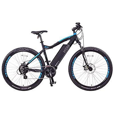 Moscow Electric Mountain Bike 624Wh 48V/13AH Matte Black 29""