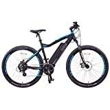 Moscow Electric Mountain Bike 624Wh 48V/13AH Matte Black 29'
