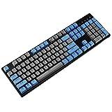 Durgod Taurus K310 Big Mechanical Gaming Keyboard - 104 Keys - Double Shot PBT - NKRO - USB Type C (Cherry Brown,Black,ANSI/US)