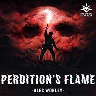 Perdition's Flame audiobook cover art