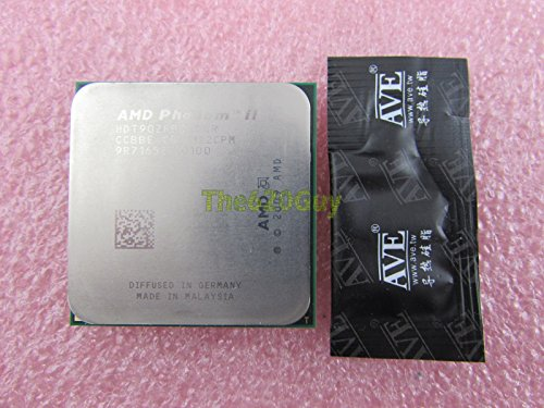 AMD Phenom II X6 1090T Black 3.2GHz 6MB L3 - Procesador (AMD Phenom II X6, 3,2 GHz, Socket AM3, PC, 45 NM, 1090T)