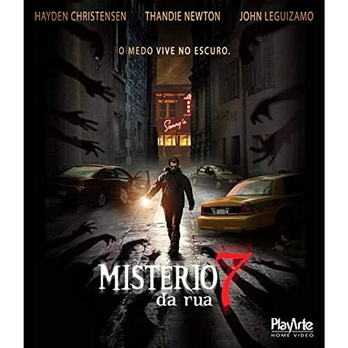 O Misterio da Rua 7 - Blu Ray