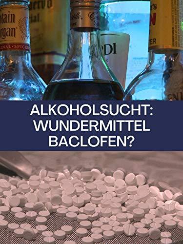 Alkoholsucht : Wundermittel Baclofen ?