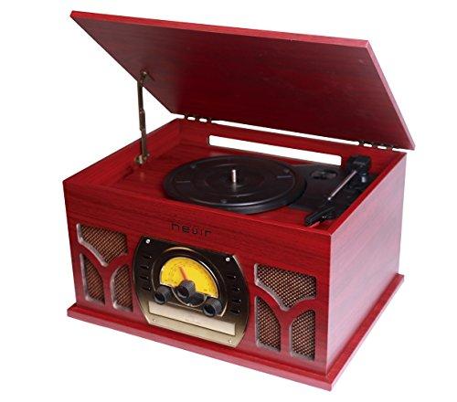 Nevir NVR-806VRBUC tocadisco - Tocadiscos (Tocadiscos de
