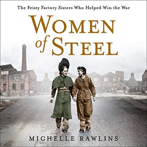 Women of Steel cover art