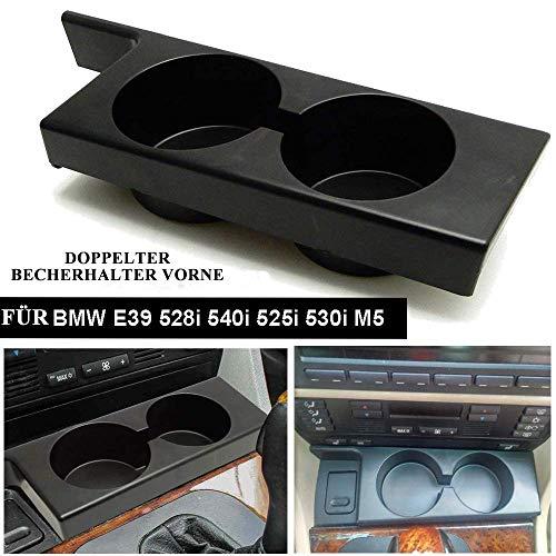E39 Getränkehalter Vordere Becherhalter Cup Holder Kompatibel mit 528i 525i 530i 540i M5 1997-2003