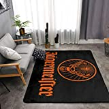 NOT Jagermeister Super Soft Personalized Carpet Decorator Floor Rug and Carpets 63 X 48 Inch Carpet