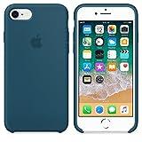 Funda para iPhone 7/8 Carcasa Silicona Suave Colores del Caramelo con Superfino Pelusa Forro,Anti-rasguños Teléfono Caso para Apple iPhone 7/8 (iPhone 7/8, Azul Cosmos)