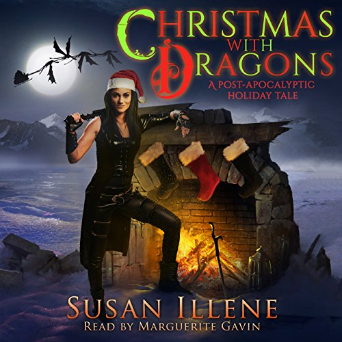 Christmas with Dragons cover art