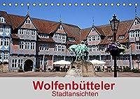 Wolfenbuetteler Stadtansichten (Tischkalender 2022 DIN A5 quer): 12 Stadtansichten von der Residenzstadt Wolfenbuettel (Monatskalender, 14 Seiten )