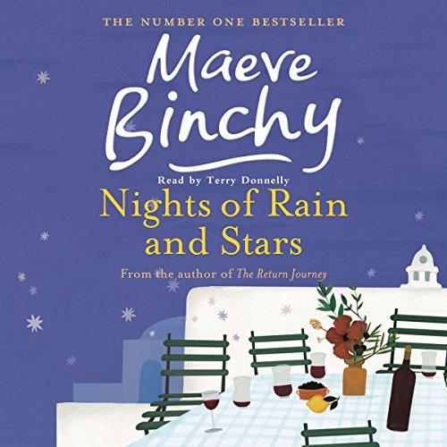 Nights of Rain and Stars audiobook cover art