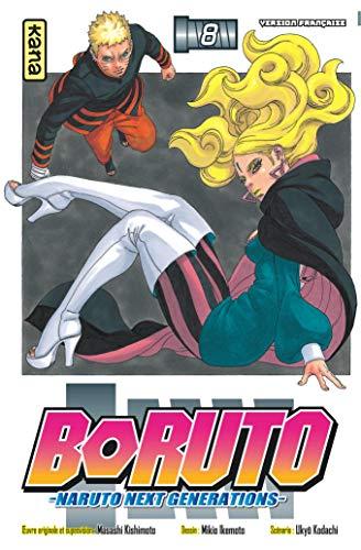 Boruto - Naruto next generations - Tome 8